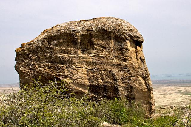 ゴブスタンのロック・アートと文化的景観