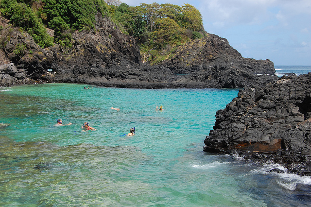 フェルナンド・デ・ノローニャとロカス環礁保護区群