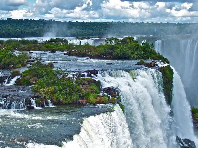 イグアス国立公園(アルゼンチン側)