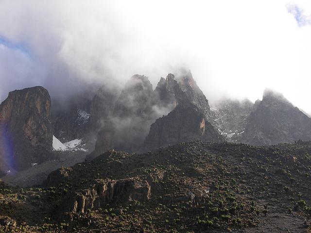 ケニア山国立公園