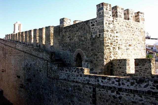 国境防衛都市エルバスとその要塞群