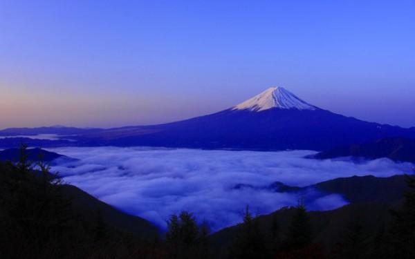 富士山雲海01