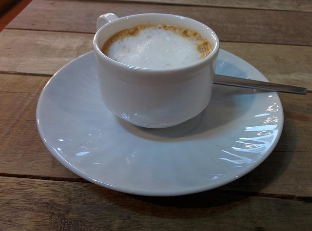 ホワイトコーヒー