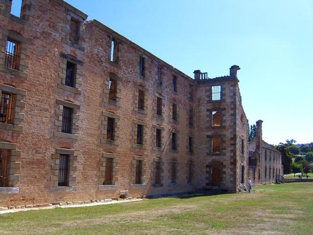 オーストラリアの囚人遺跡群