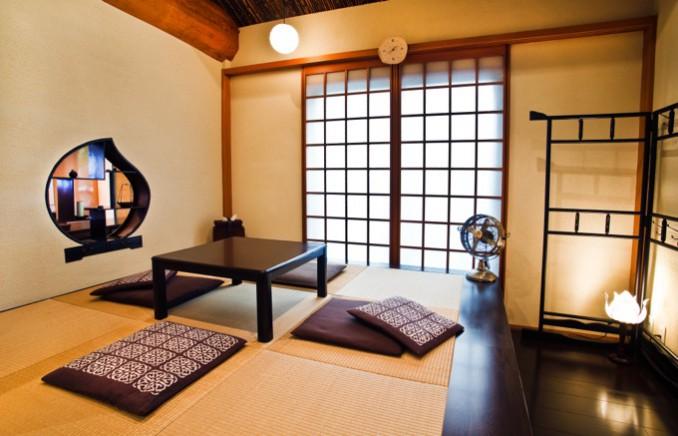 大阪の和室