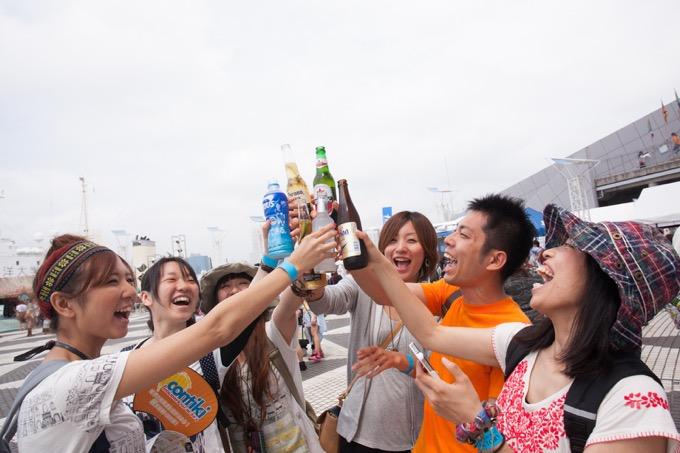 旅祭の楽しみ方