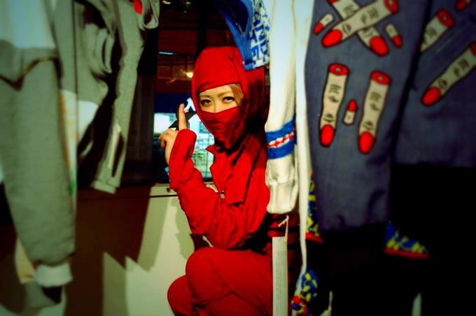 なぜ忍者服を着て、世界一周をしようと思ったのですか?