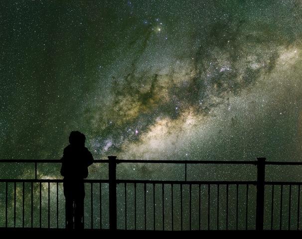 宇宙に1番近い場所マウナケア