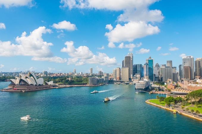 シドニー(オーストラリア)