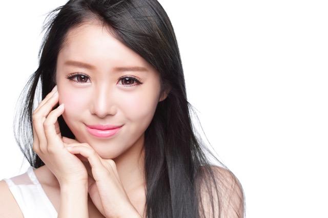 世界に誇れるアジア人女性の美しい黒髪