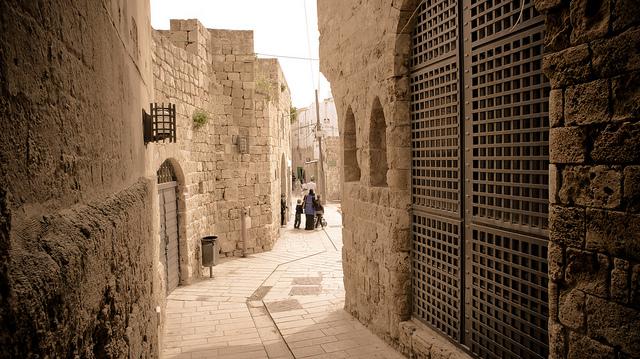 アッコ旧市街