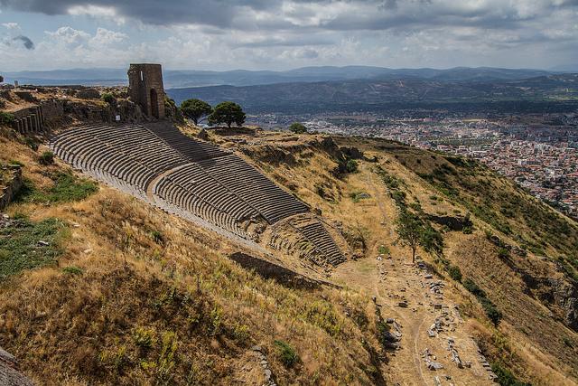 ペルガモンとその多層文化の景観