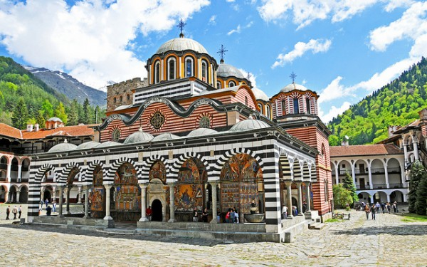 リラ修道院