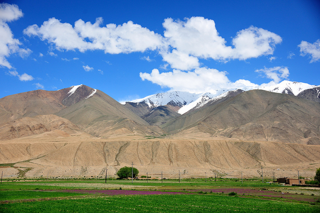タジキスタン国立公園