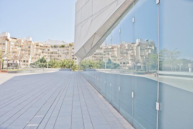 テルアビブの白い都市