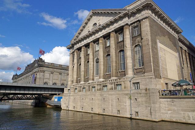 ベルリンのムゼウムスインゼル