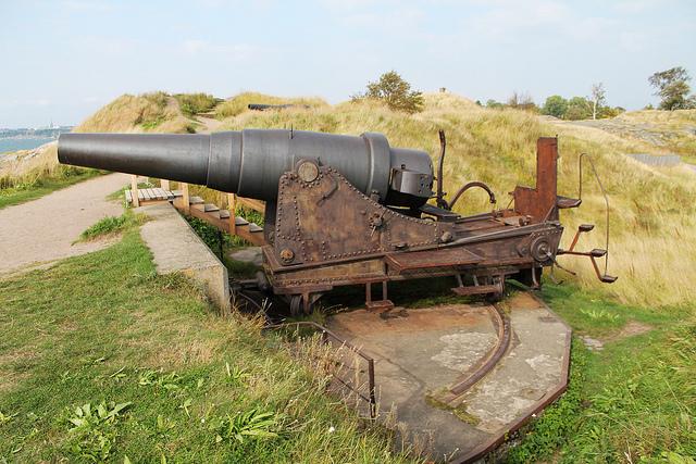 スオメンリンナの要塞群