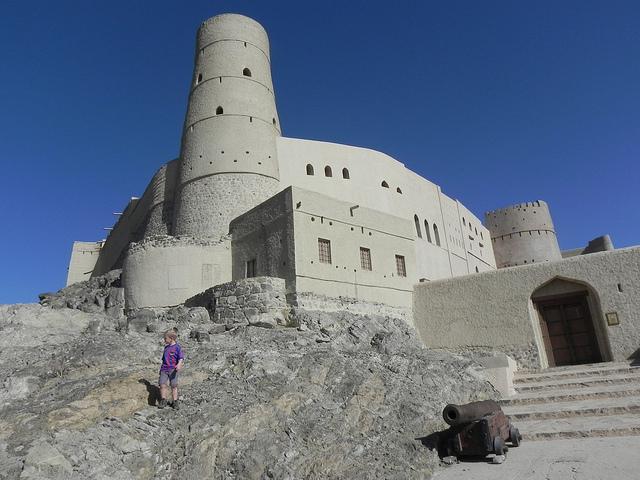 バハラ城塞 オマーン 世界遺産