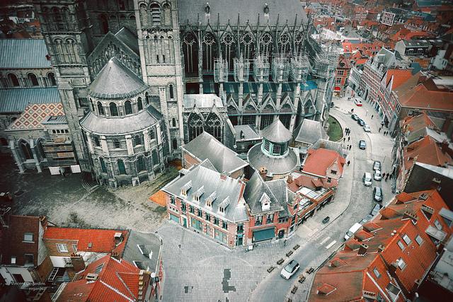トゥルネーのノートルダム大聖堂