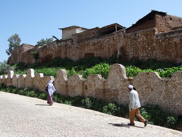 ハラール・ジャゴル要塞歴史都市