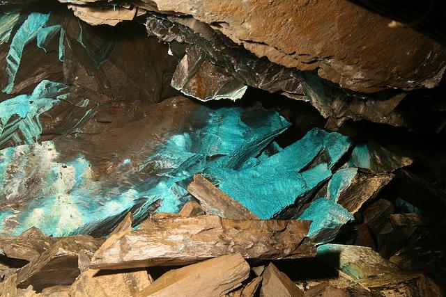 レーロース鉱山都市