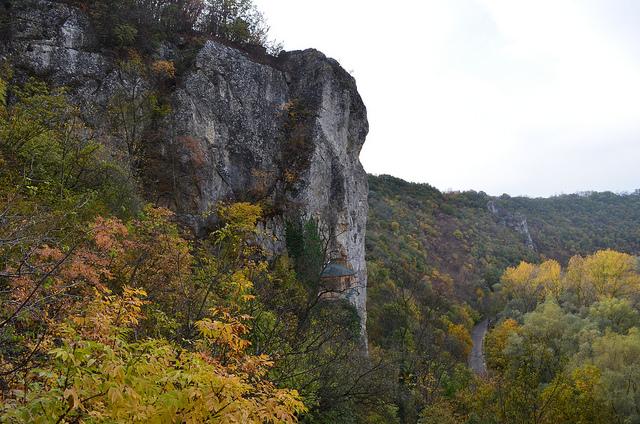イヴァノヴォの岩窟教会群