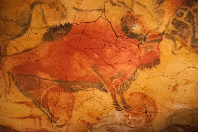 アルタミラ洞窟と北スペインの旧石器時代の洞窟壁画