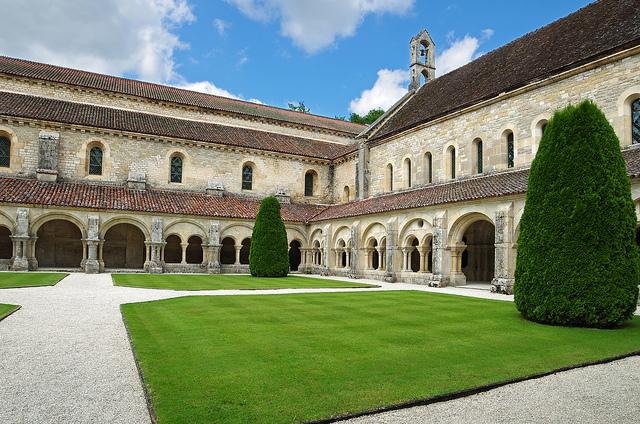フォントネーのシトー会修道院