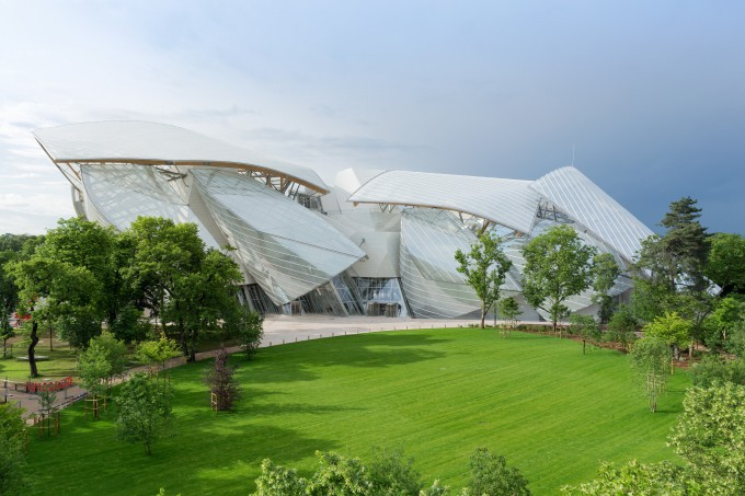 Fondation Louis Vuitton