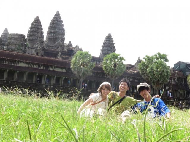 カンボジア④