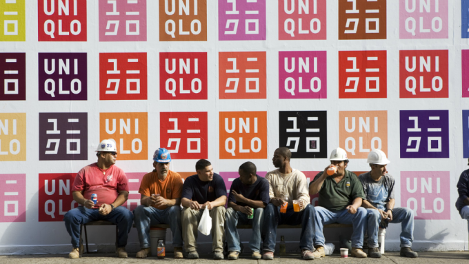 UNIQLO-workers