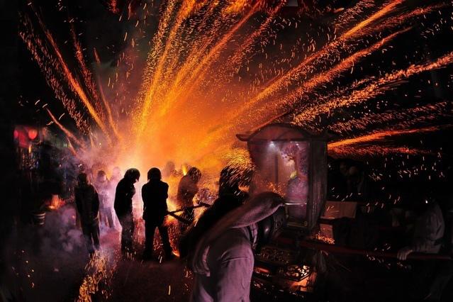 Yanshui Beefive Fireworks Festival