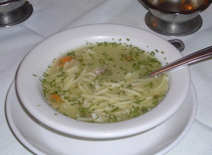 chicke noodle soup