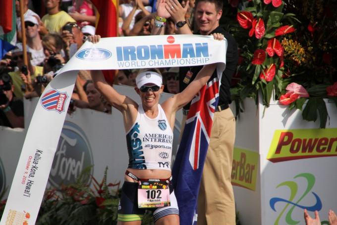 ironman finish