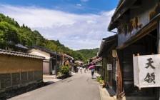 島根県の世界遺産「石見銀山」で地底の旅へ