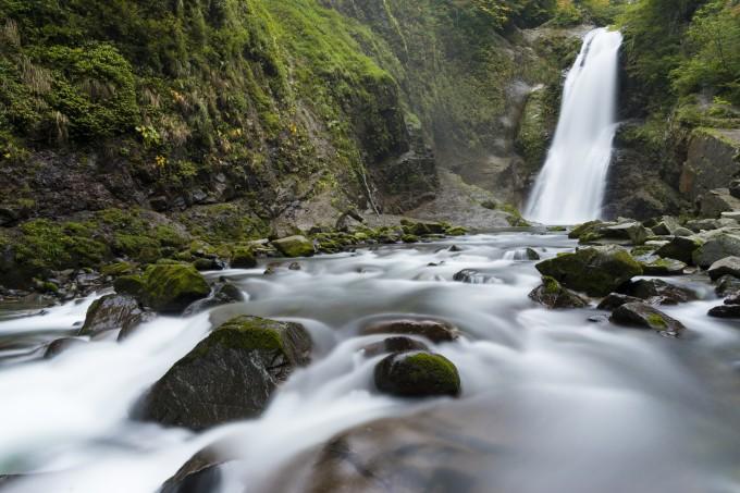滝行の基本的な流れ