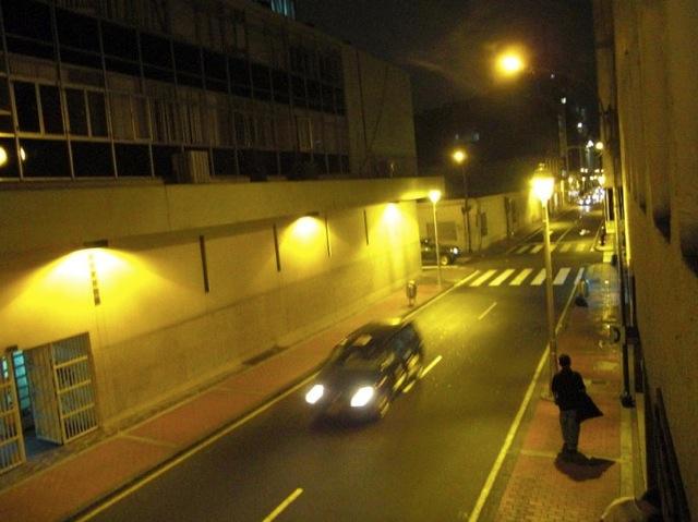 リマの街の様子