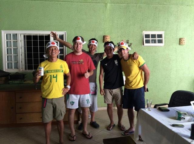 ブラジルで泊まったairbnbの部屋4
