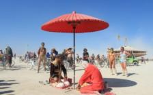 裸。砂漠。カオス。世界一周の初日、世界最大の奇祭「バーニングマン」に行ってみた。