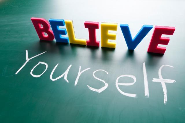 直感を信じる