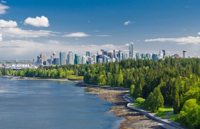 大自然に近い大都市「バンクーバー」でおすすめの観光スポット