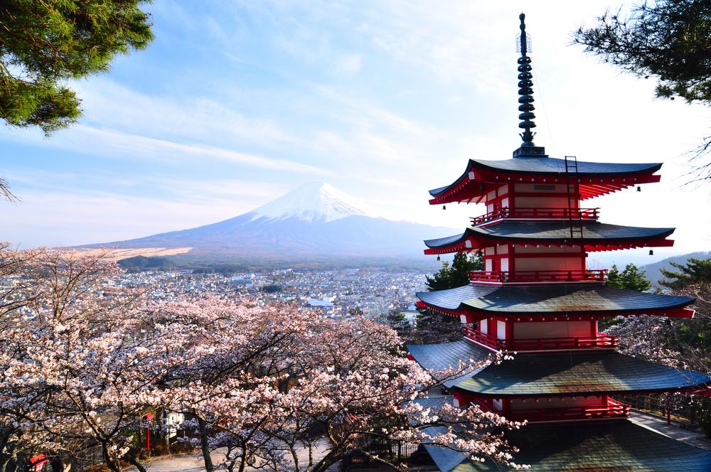 東日本にある世界遺産6選