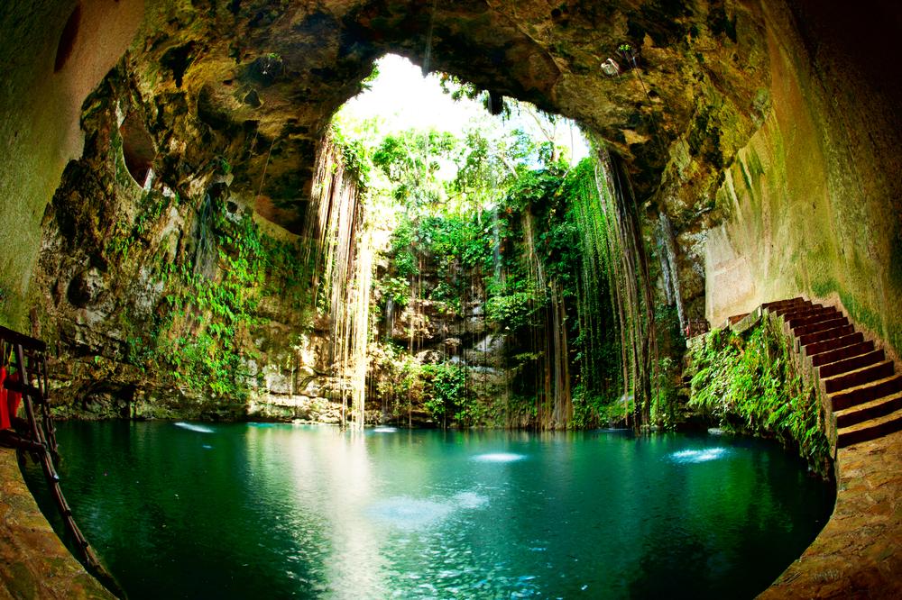 ケイビング・洞窟・鍾乳洞