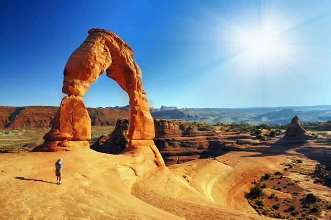 国立公園や絶景を思う存分楽しめる