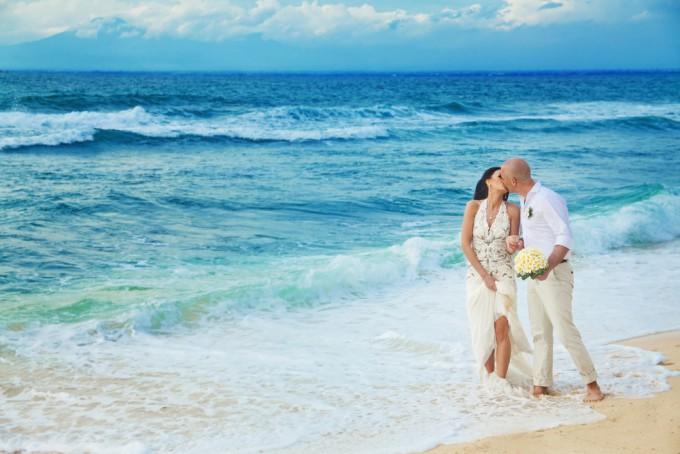 ハワイ 結婚