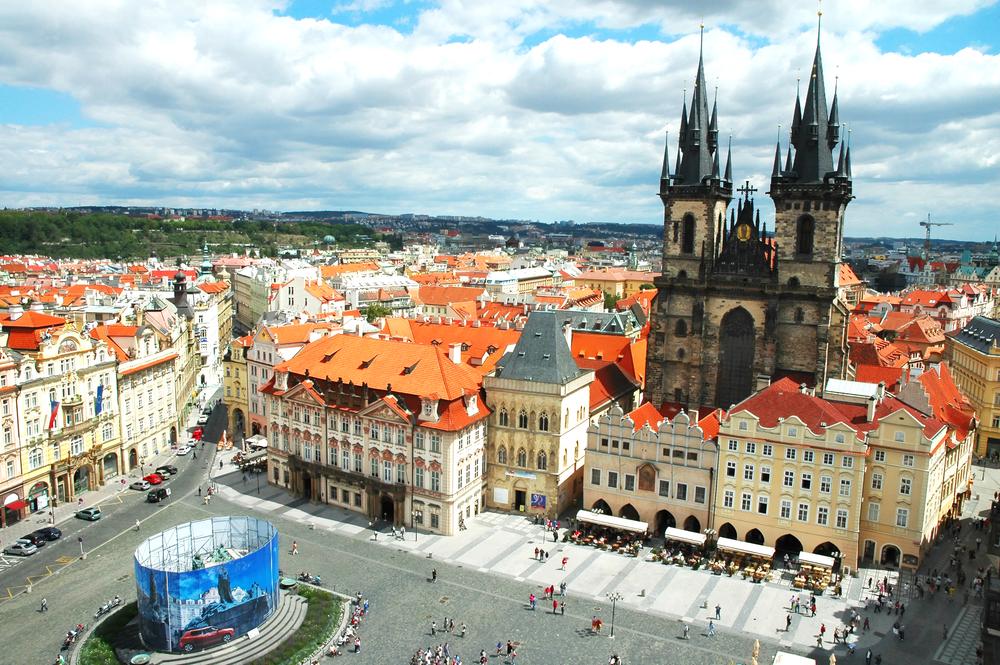 チェコの世界遺産や絶景・観光スポットなど