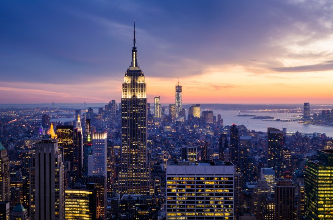 年明けから大人気は「ニューヨーク」