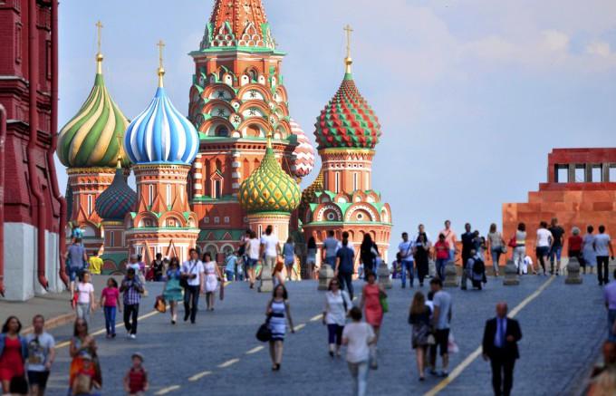 ロシアが旅行好き女性におすすめ...