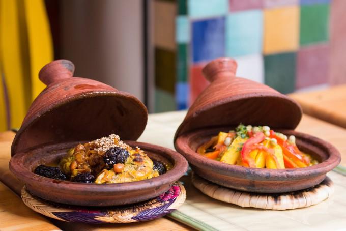 タジン鍋(モロッコ)