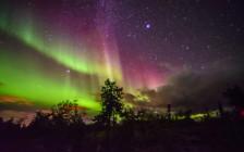 「宇宙から見たオーロラ展2016」開催中!アラスカから24時間生放送!